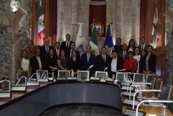 Ayuntamiento de Lagos de Moreno 2015 - 2018