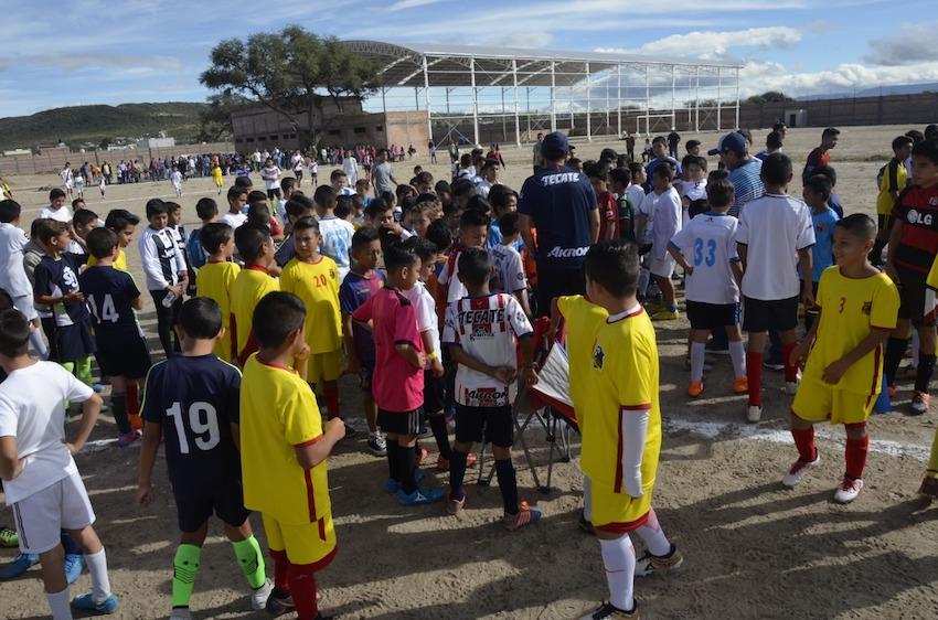 Detectan visores de Chivas el talento de futbolistas Lagos de Moreno