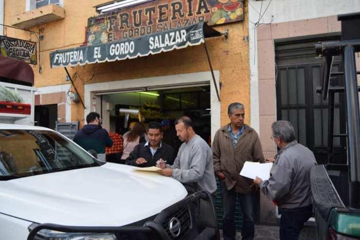 que encabeza Alejandro Romo López, titular de Tránsito Municipal.