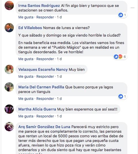 Comentarios Tecutli Ambulantes Lagos de Moreno