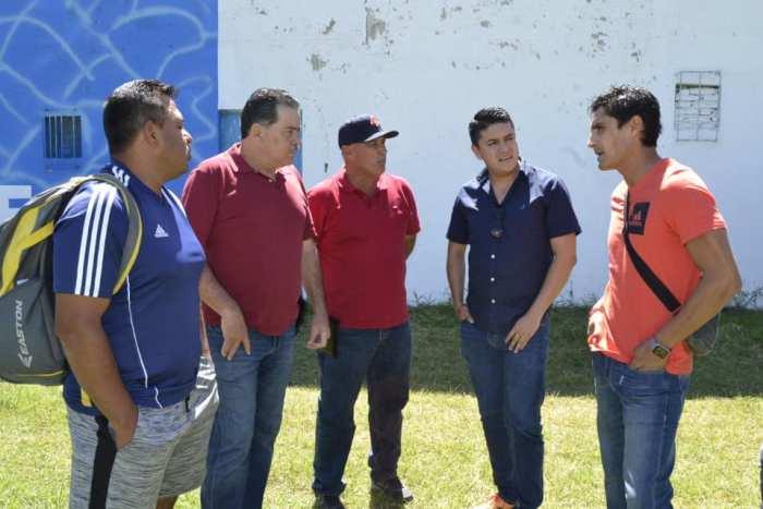 Remodelación del Campo Deportivo en Lagos de Moreno