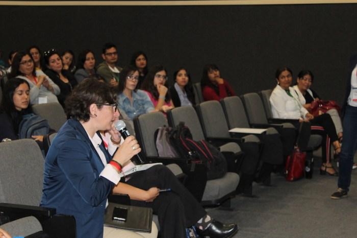 Lidia Karina Macías Esparza habla sobre violencia y educación sexual en el CULagos
