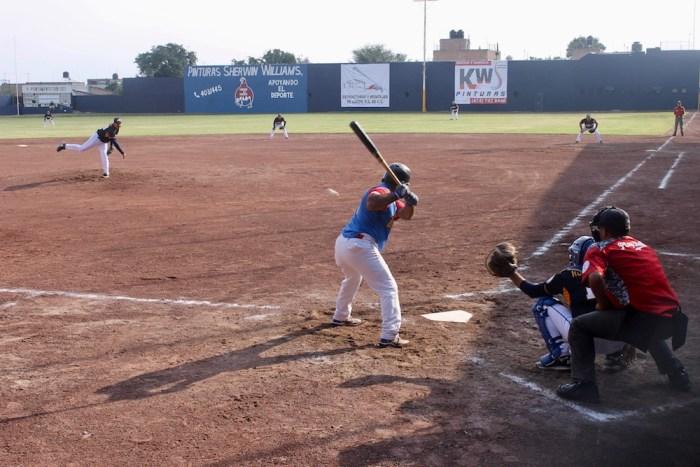 Jalisco contra Baja California en el Campo Deportivo Pedro Moreno, en Lagos de Moreno. Foto: Sergio Hernández Márquez