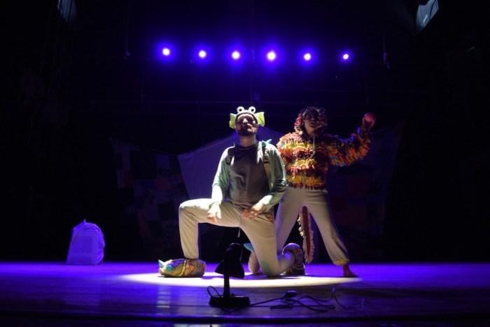Tu Escuela al Teatro, en el Teatro Rosas Moreno de Lagos de Moreno