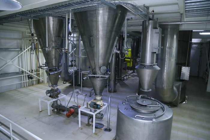 Deshidratadora de leche en Lagos de Moreno