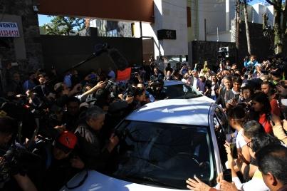 Obrador rumbo a la toma de protesta como Presidente de México
