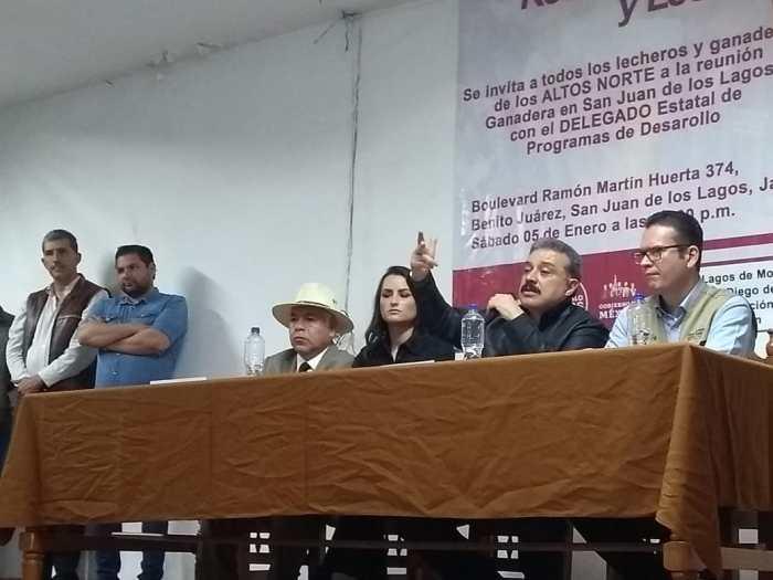 Carlos Lomelí en San Juan de los Lagos. Foto: Luz Atilano