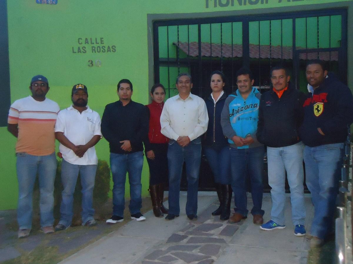 Anselmo Domínguez quiere consolidar la Comisión de Seguridad e Higiene