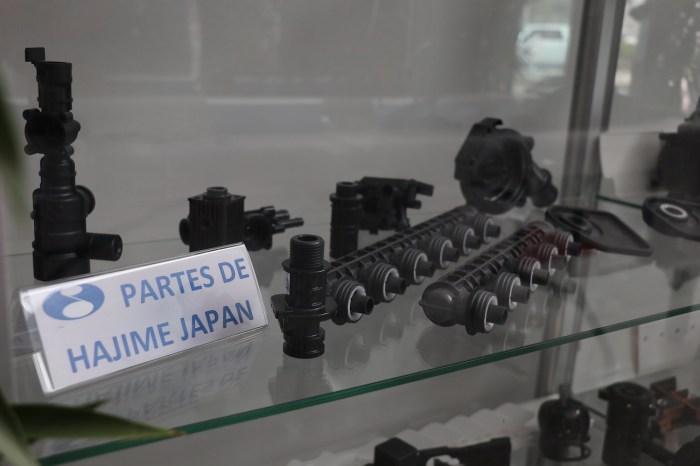Inauguran en Lagos de Moreno la empresa de autopartes Hajime