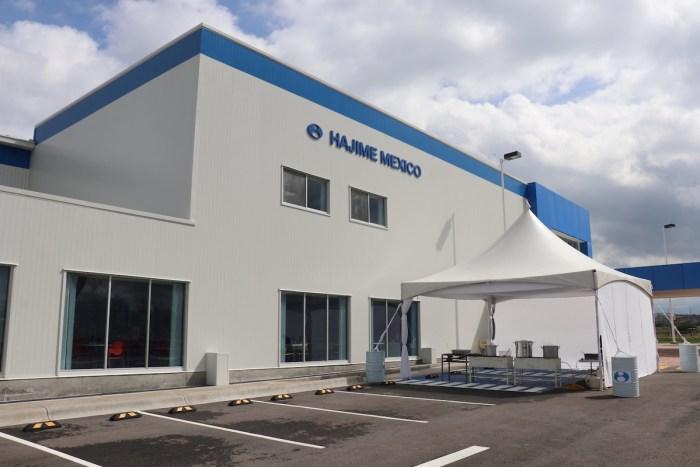 Empresa de autopartes Hajime en Lagos de Moreno