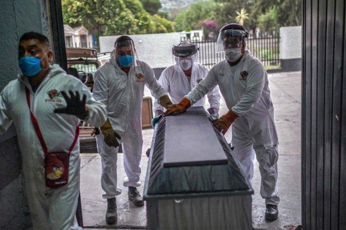 Foto de Pedro Pardo de AFP en El País