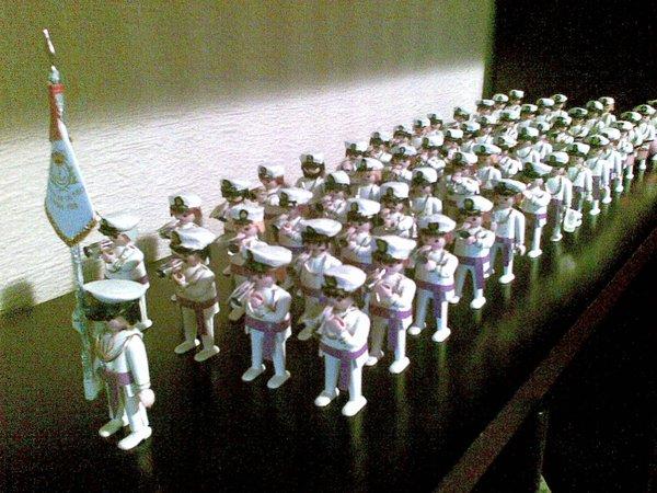 Dioramas cofrades. (1/6)