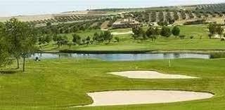 Campo de Golf en Toledo