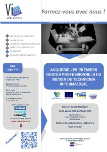 thumbnail of Fiche de presentation Technicien Informatique