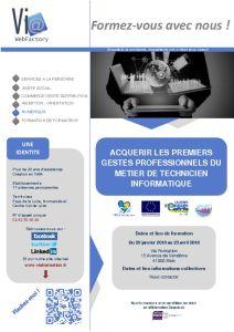 thumbnail of Fiche de presentation Technicien Informatique
