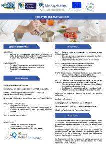 thumbnail of TP Cuisinier 2018 – AFEC Vendôme