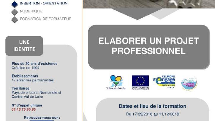 thumbnail of Via Formation_Elaborer Projet Professionnel_Romorantin Sept2018 (2)-1