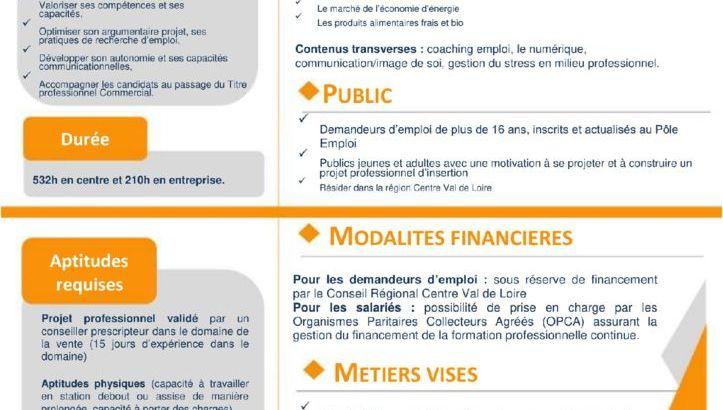 thumbnail of Fiche de pr+®sentation Conseiller Commercial – Blois-2