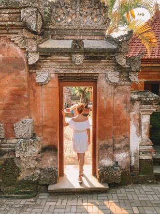Elsa Cyril - ubud palace 2
