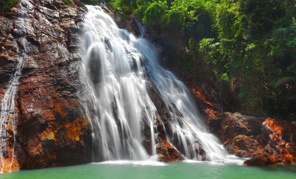 Nam Tok Na Muang Waterfalls
