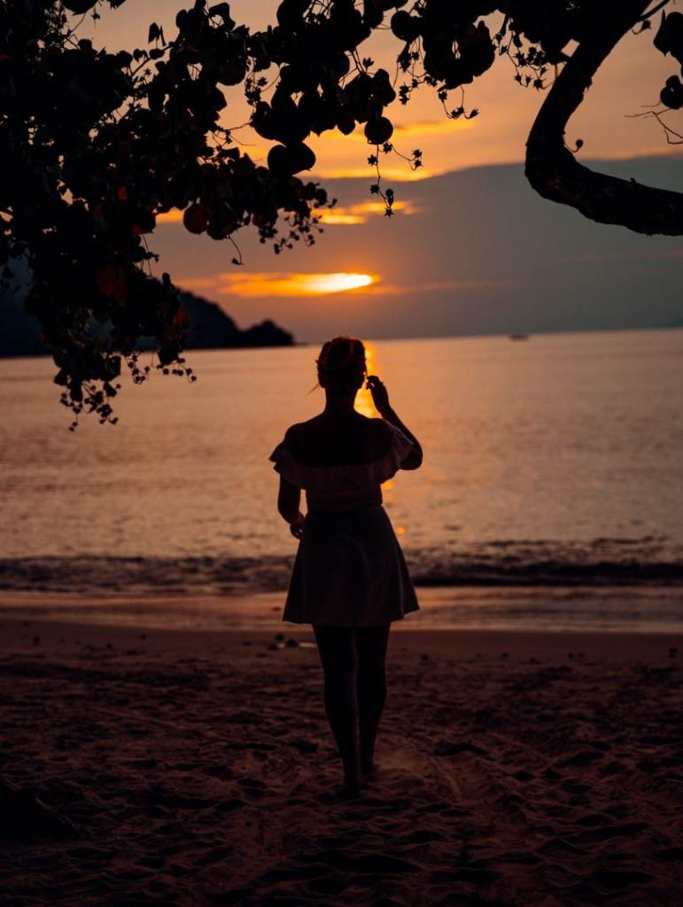 coucher de soleil langkawi