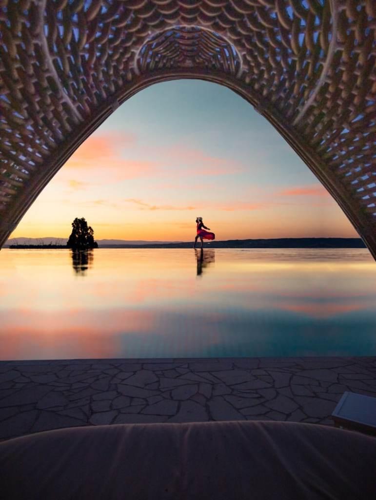 piscine royal evian