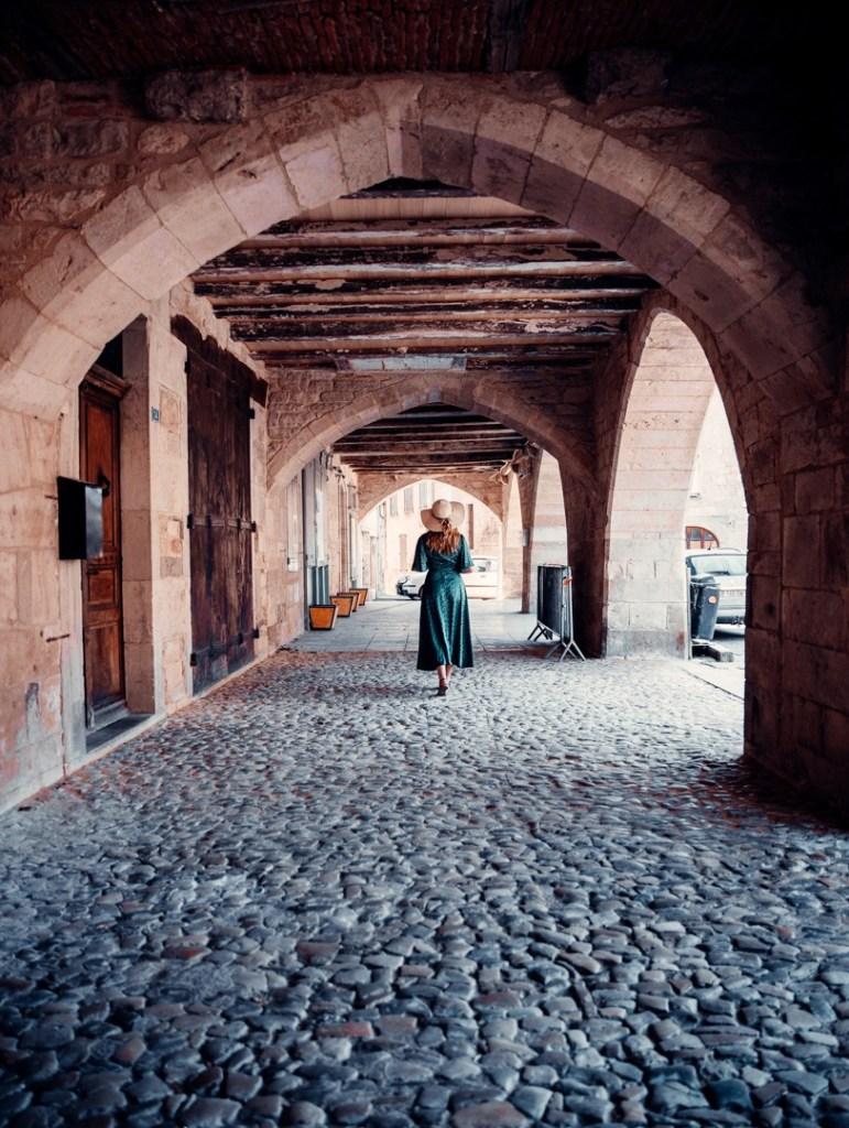 cite medievale caylus