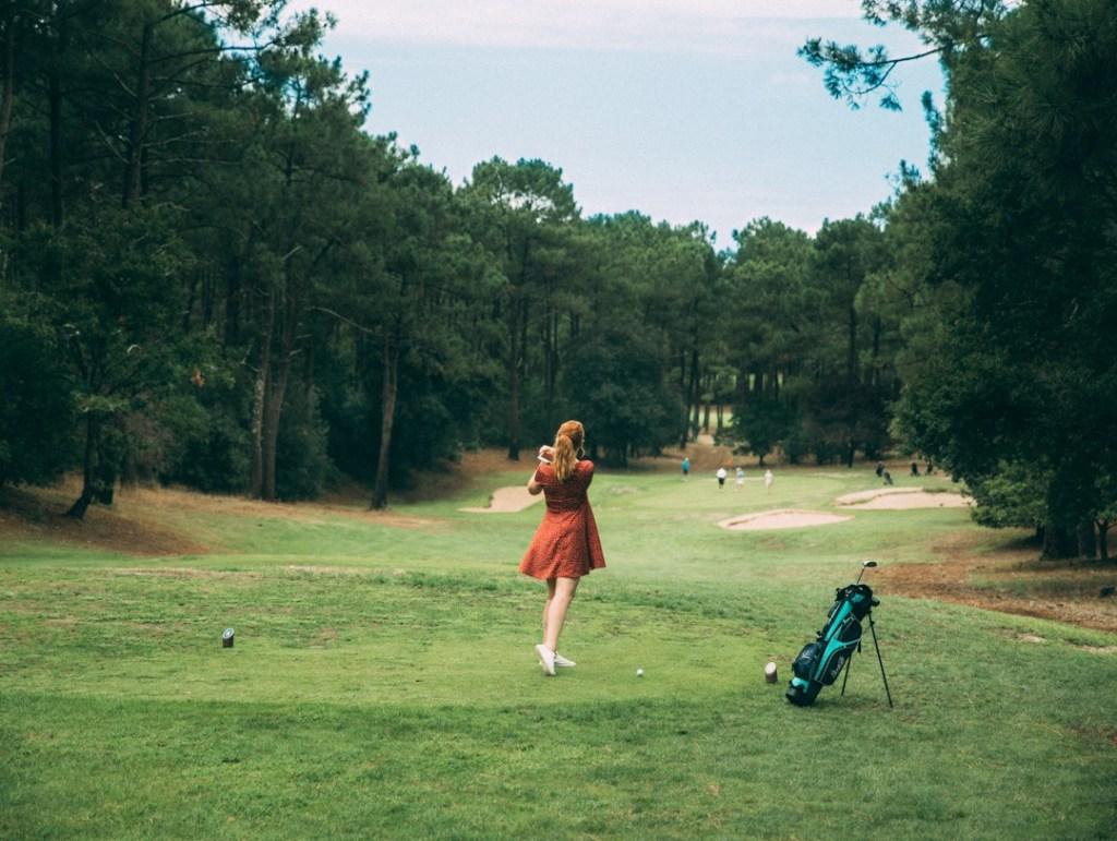 golf lacanau