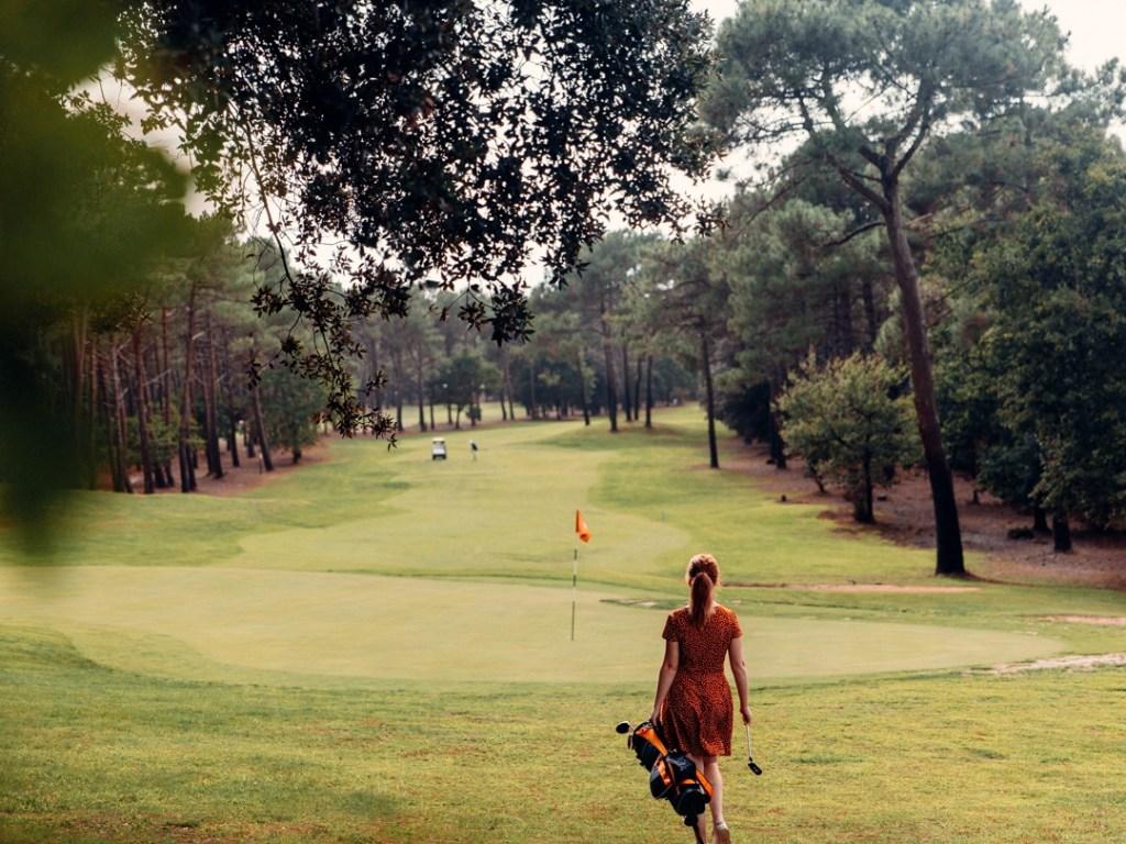 cours de golf lacanau