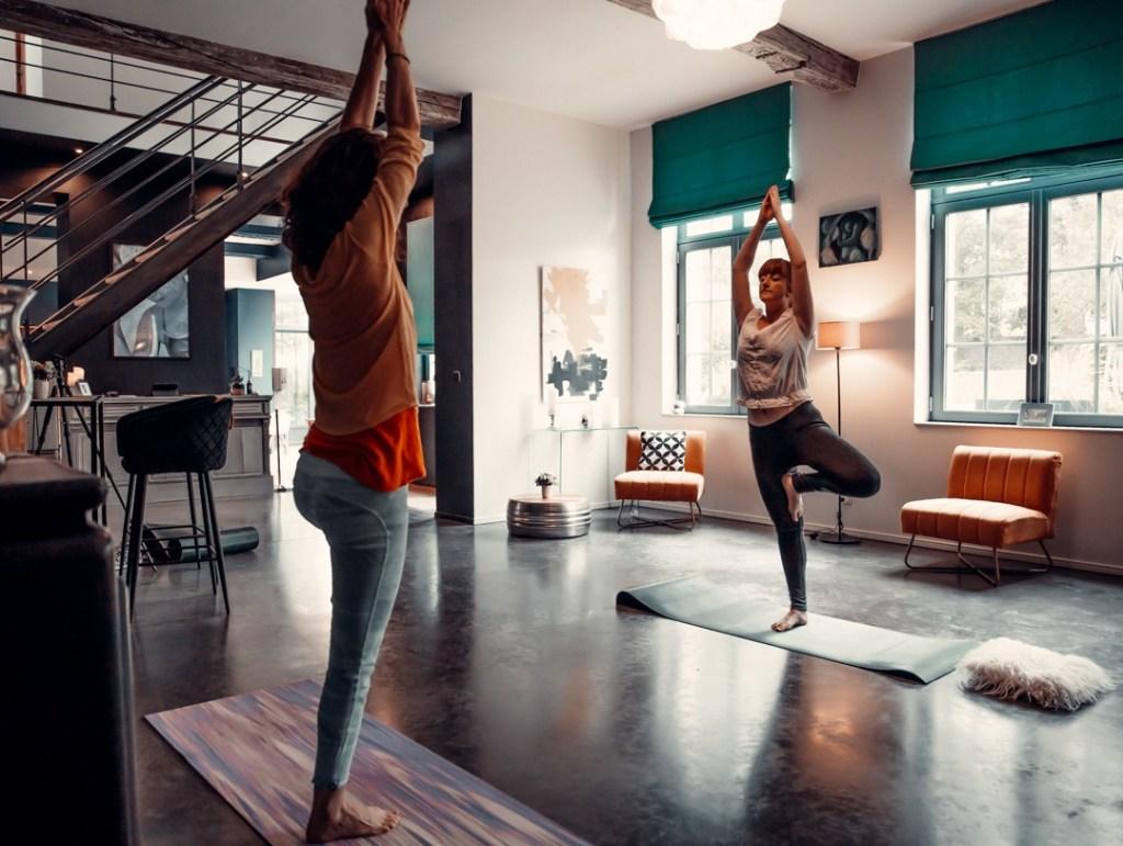 yoga a la maison mathilde