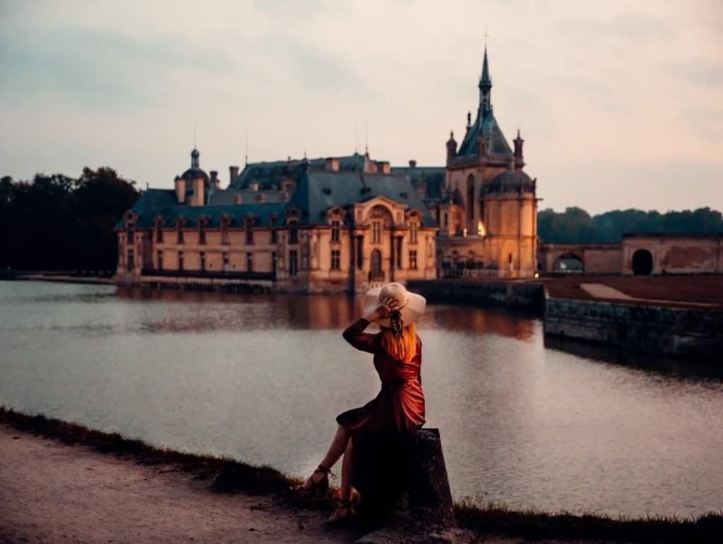 chateau-chantilly-lever-du-soleil