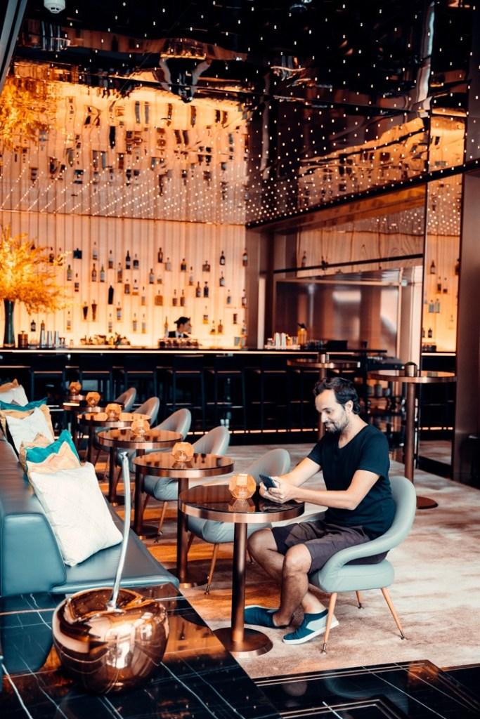 bar accueil the murray
