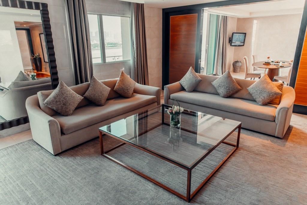 salon suite rixos the palm