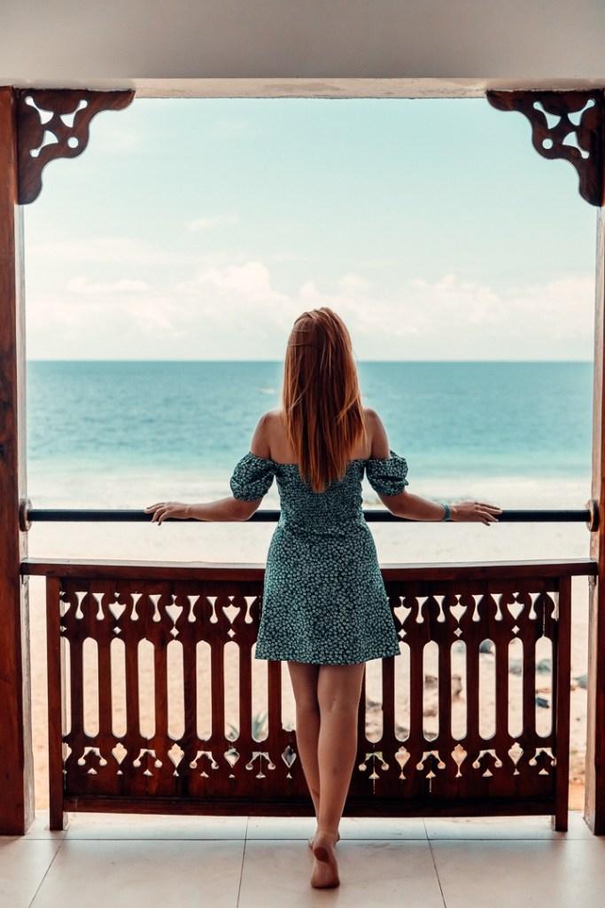 balcon ocean suite