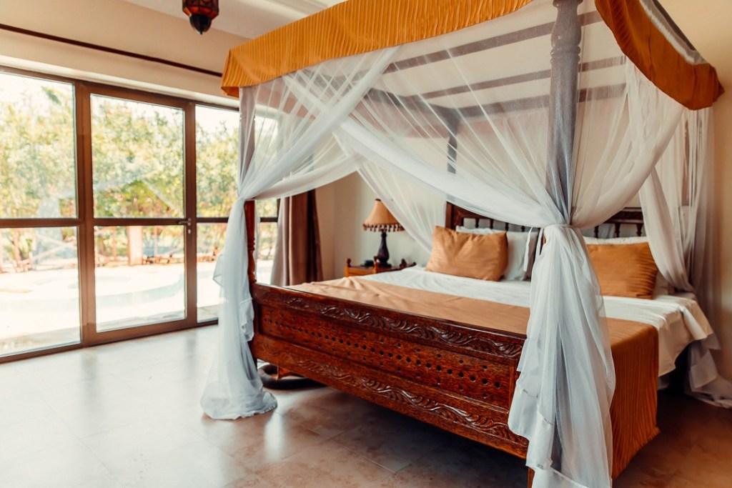 chambre villa the sands