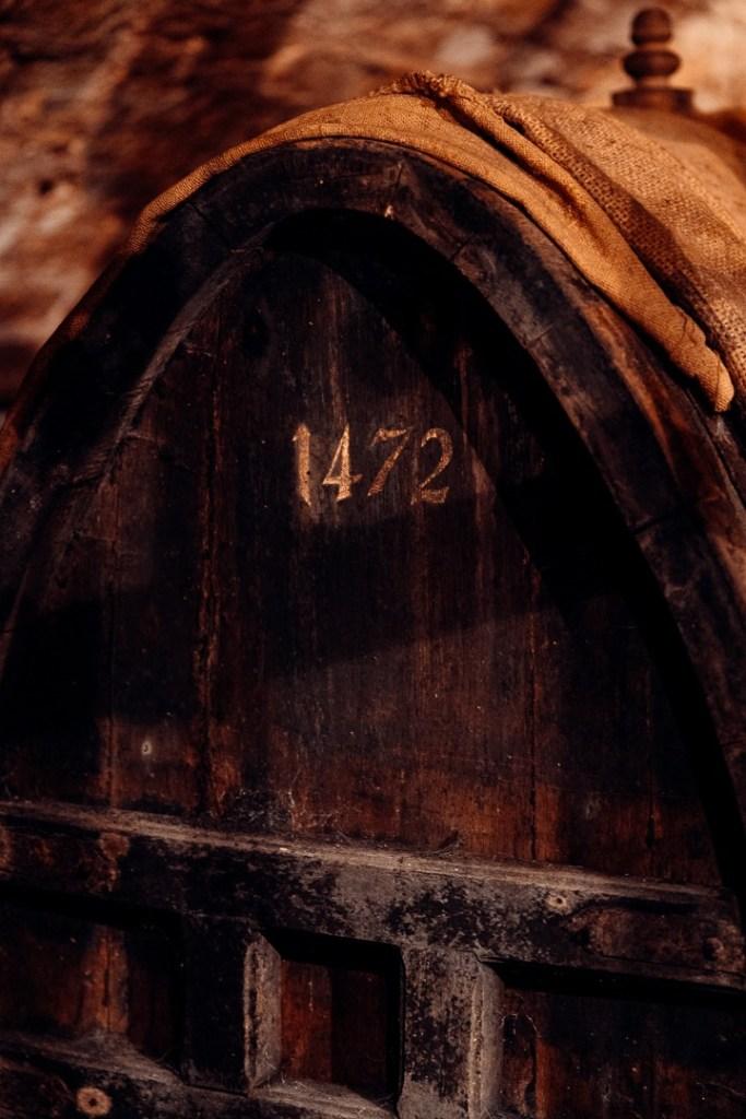 vin blanc le plus vieux du monde