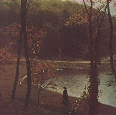 Experiment in Three-Color Photography by Edward Steichen
