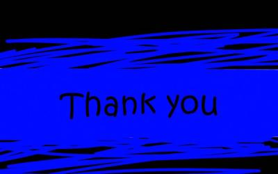 Thank You, From A Police Wife