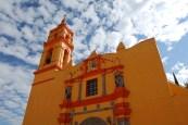 Parroquia de San Cristóbal Nexquipayac, Atenco. Fotografía: Mariana Robles