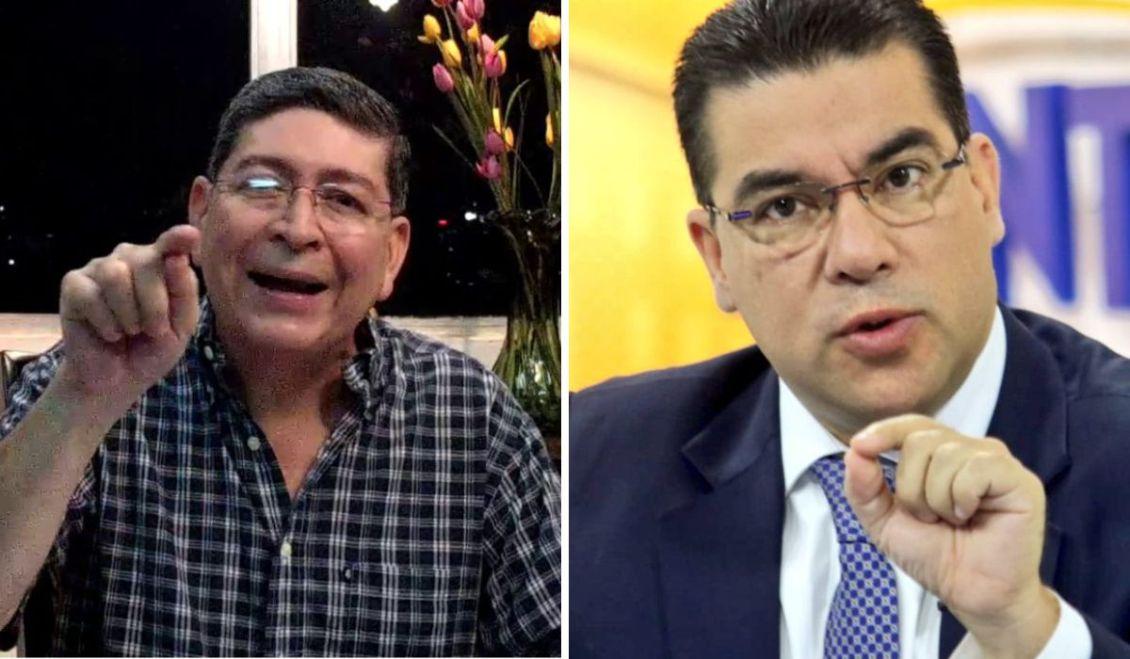 Walter Araujo arremete contra fiscal Raúl Melara