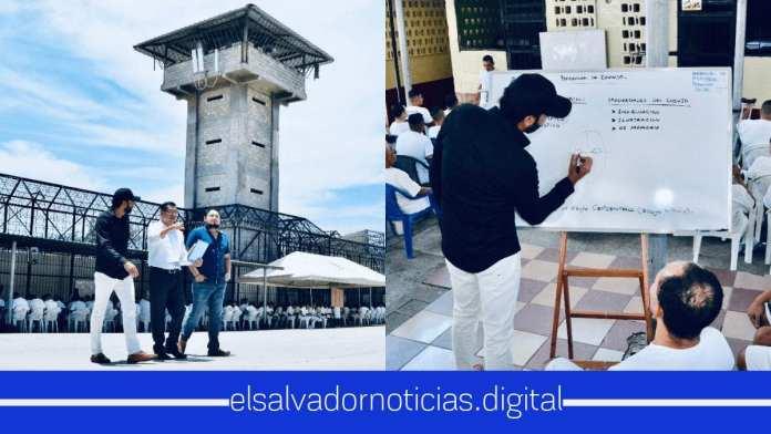 Centros Penales de El Salvador serán autosostenibles; contribuirán a escuelas y puestos policiales