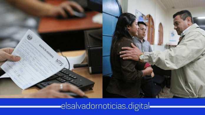 Ministerio de Trabajo comienza a laborar los sábados para el beneficio de los salvadoreños