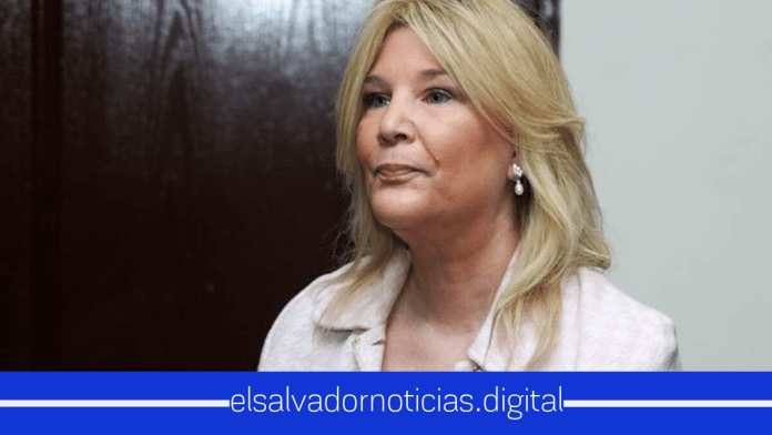 Ana Ligia de Saca enviada a juicio por lavado de dinero