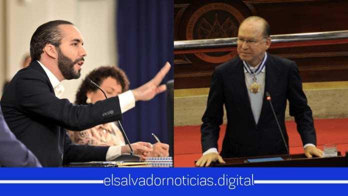 Ricardo Poma encantado con los 100 días de Nayib Bukele y el nuevo camino de El Salvador