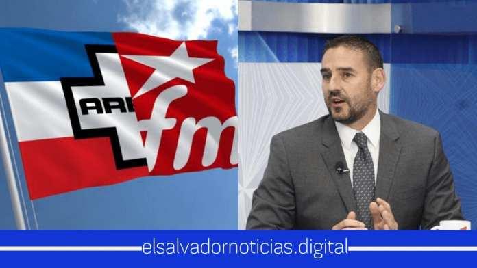 Neto Muyshondt afirma estar en contra de FMLN y ARENA