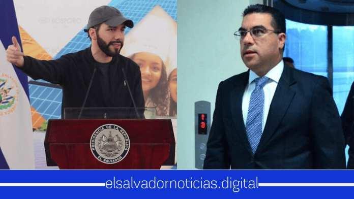 El Fiscal Raúl Melara reconoce el éxito del Plan Control Territorial impulsado por Bukele