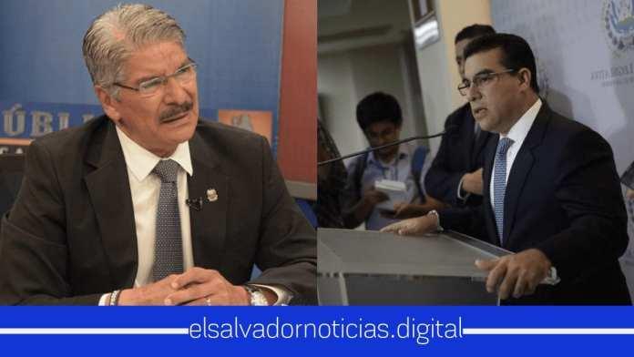 El Fiscal Raúl Melara asegura que investigaran a Norman Quijano