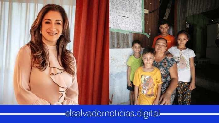 Ministra Michelle Sol reafirma su compromiso con mejorar la calidad de vida de los salvadoreños