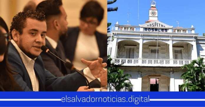 Romeo Herrera comprometido para mejora condiciones en El Hospital Rosales