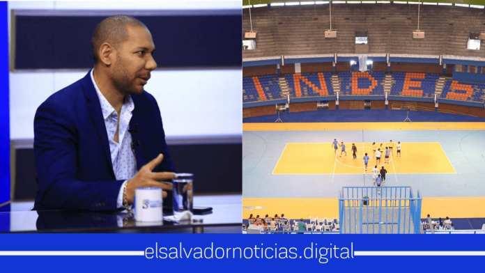 Presidente del INDES está al pendiente de todos los deportes en El Salvador